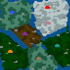 [Пример карты - Example map] Мини карта