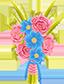 Букет цветов:  - Причина вручения: С наилучшими пожеланиями в честь 8 Марта 2021 года.