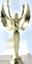 Награда: Золотая статуэтка - Причина вручения: