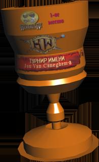 Кубок победителя турнира по Heroes 4 на HeroesWorld