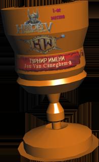 Кубок победителя турнира по Heroes 5 на HeroesWorld