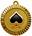 Медаль:  - Причина вручения: Победитель VIII внутрикланового турнира `Пиковая дама`