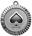 Медаль: Серебряная медаль - Причина вручения: